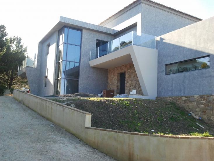 Villa portugal 2 sismo - Maison modulaire beton ...